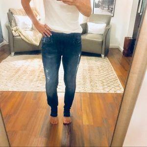 Jag Jeans High Waist Blue Jeggings Jeans size 2